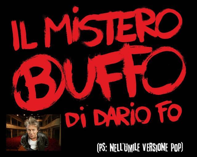 Dario Fo - Mistero Buffo - Nouvelle Scène Internationale
