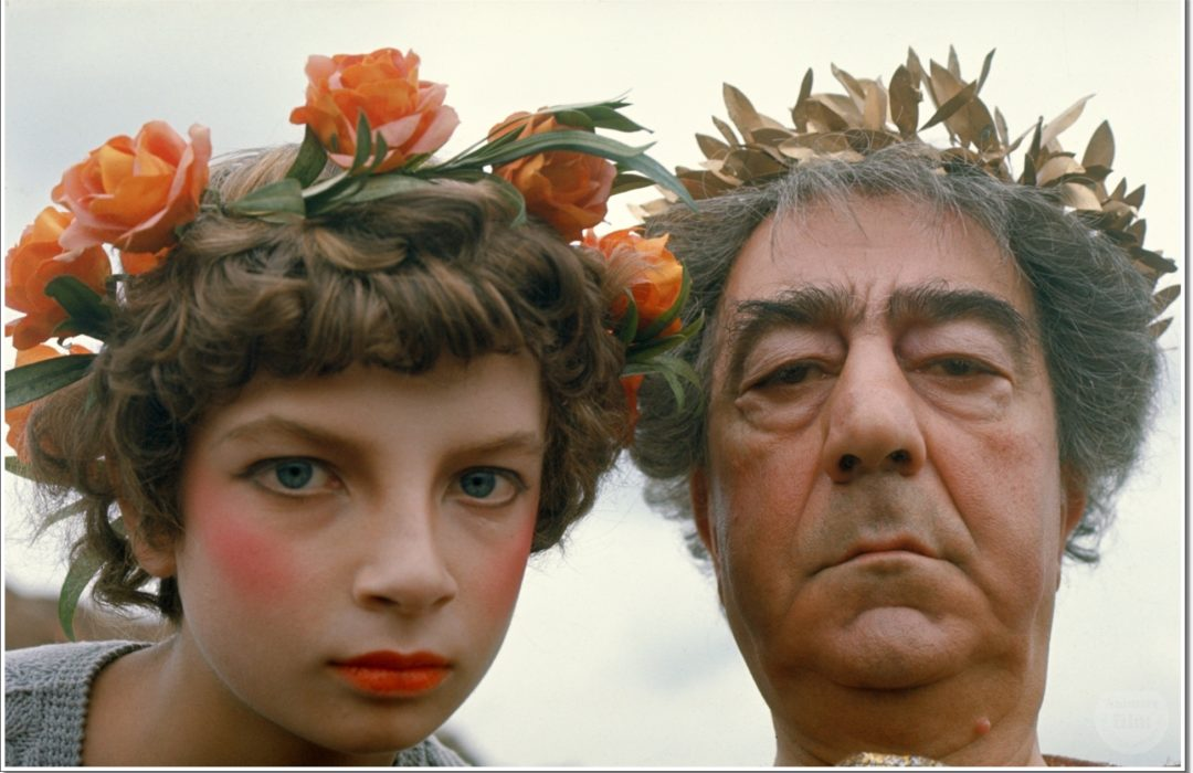 Petronio / Fellini