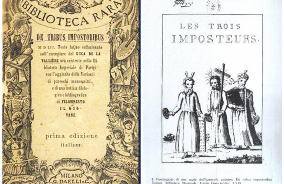 Trattato dei tre impostori