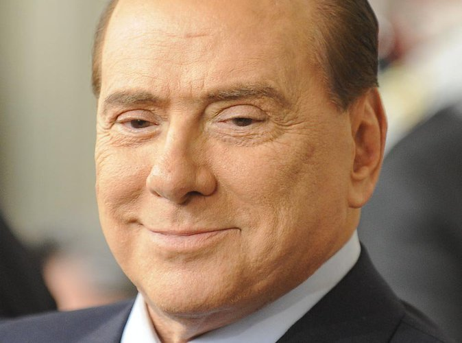 Dürrenmatt su Berlusconi