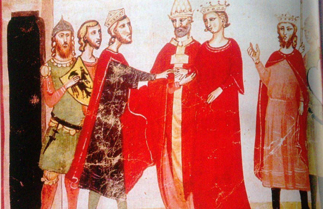 Federico II. Un imperatore medievale