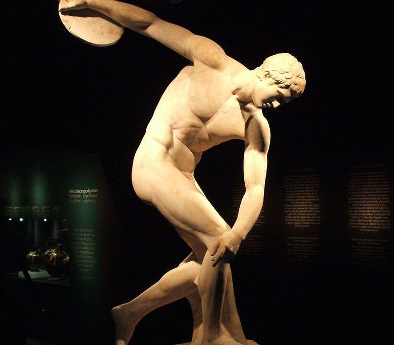 Il corpo dei Greci