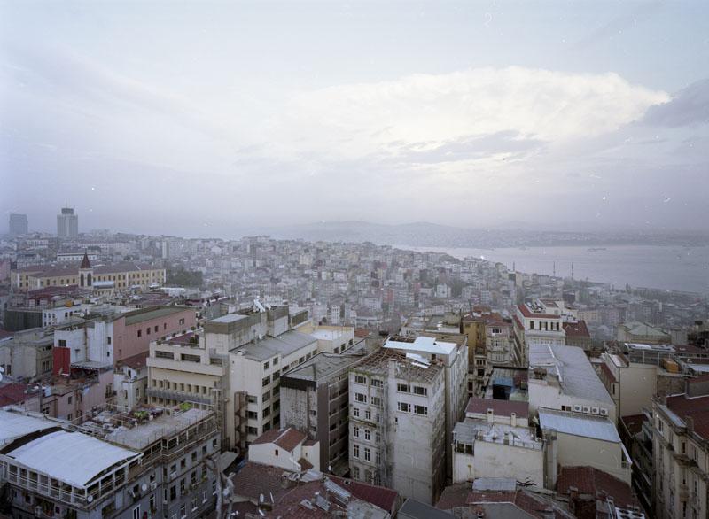 Il fotografo, le città