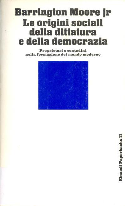Dittatura e democrazia