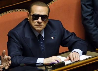 Il Partito Democratico e il senatore Berlusconi