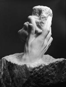 Rodin_La mano_di Dio