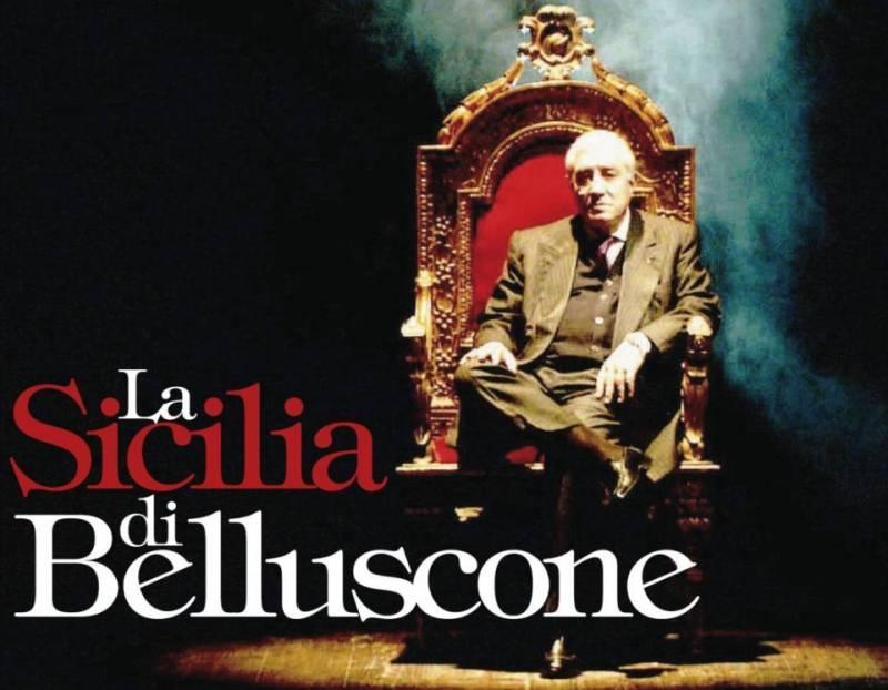 «Belluscone». La borghesia mafiosa