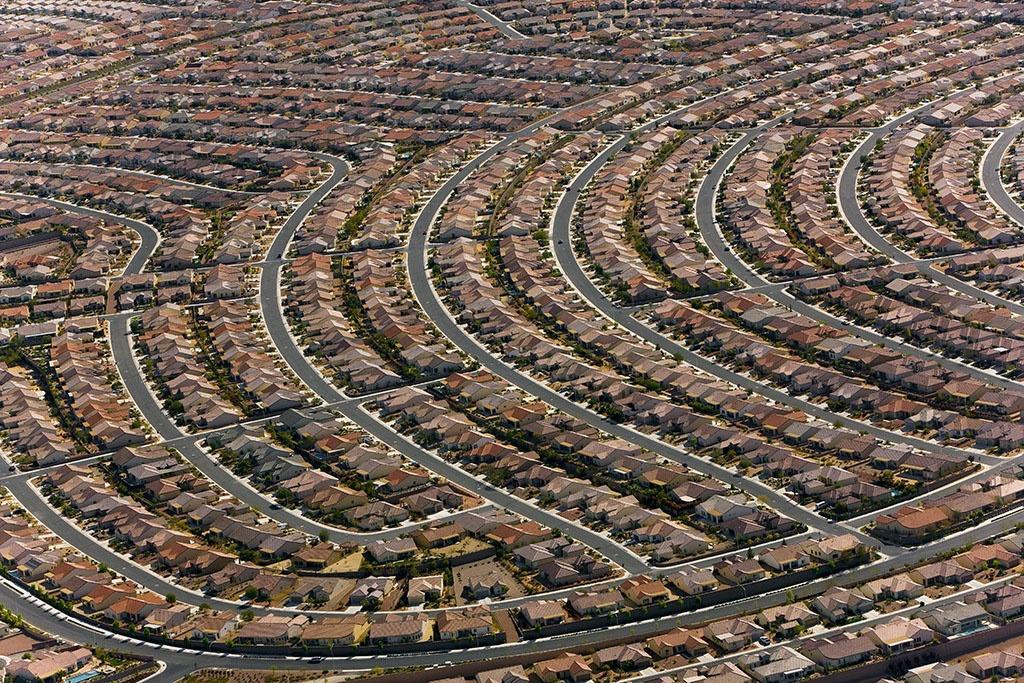 Yann Arthus-Bertrand. Las Vegas