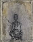 Giacometti_Annette_1960