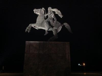 Thessaloníki. Μέγας Ἀλέξανδρος