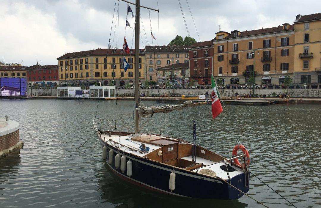 Milano – La Darsena