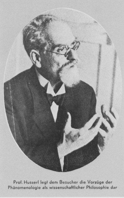 Husserl / Filosofia