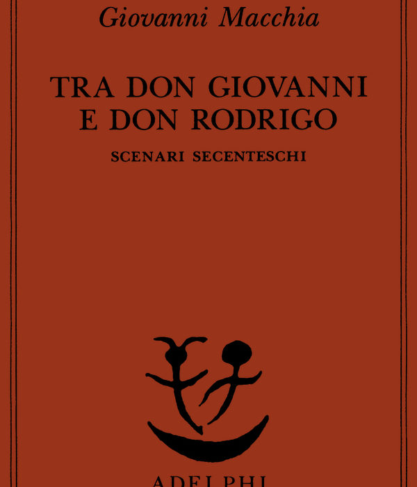 Don Giovanni / Don Rodrigo