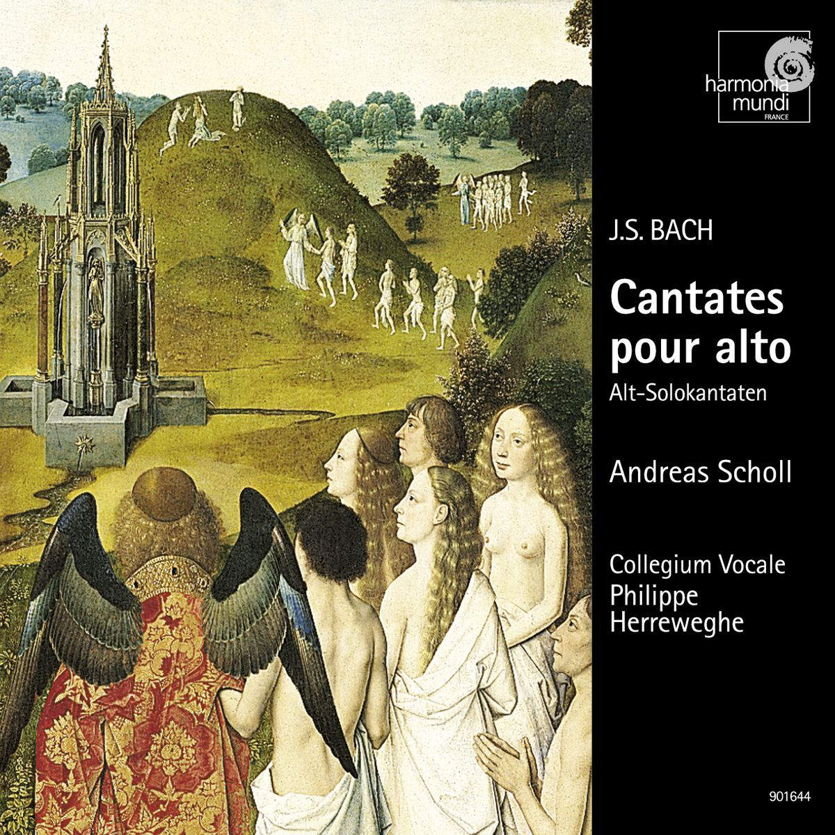 Bach_ Cantatas for Alto Solo