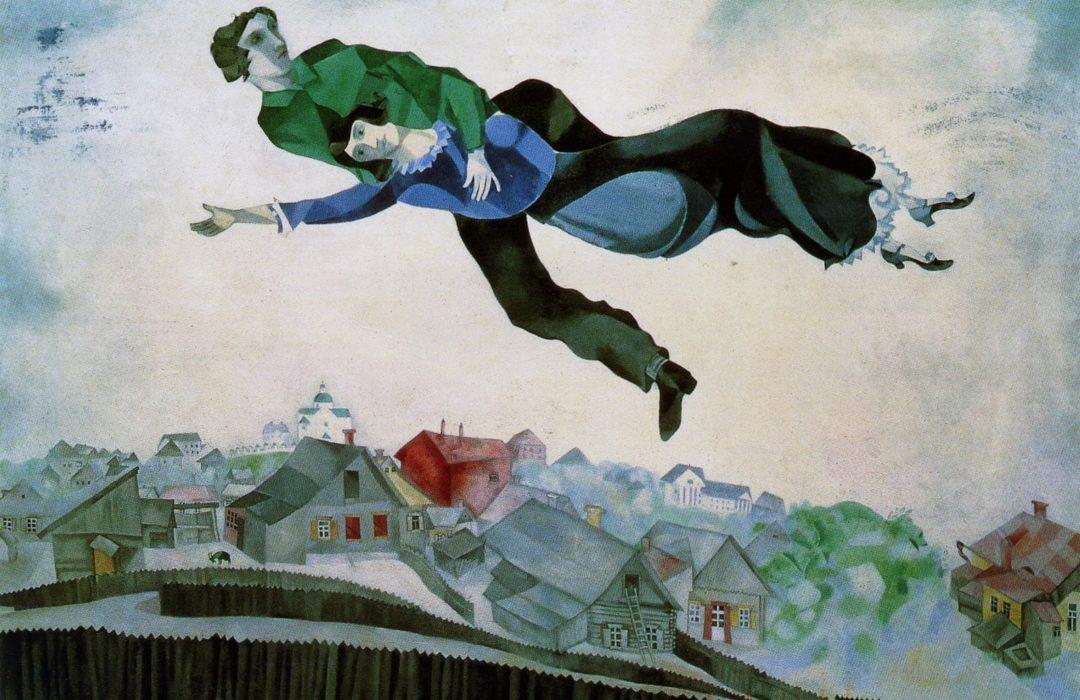 I libri di Chagall