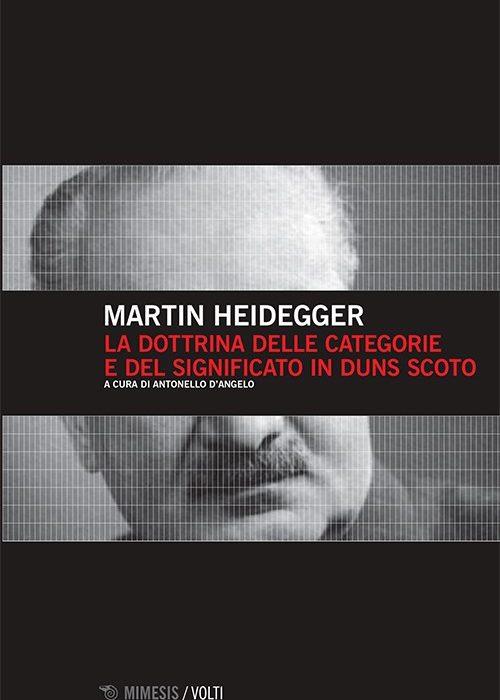 Heidegger / Duns Scoto