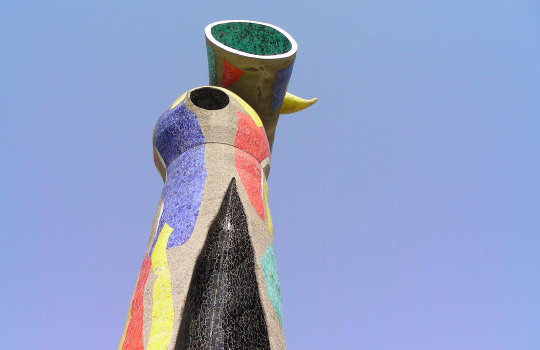 Miró. La materia felice