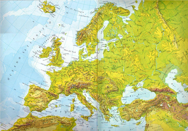 Cartina Fisica Regno Unito Da Stampare.Come Europei Agb