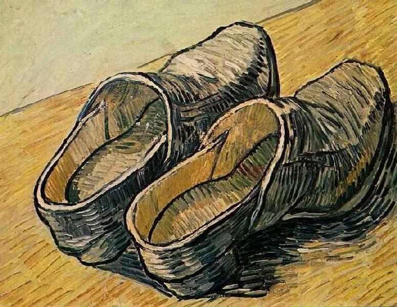 Le scarpe e il fango