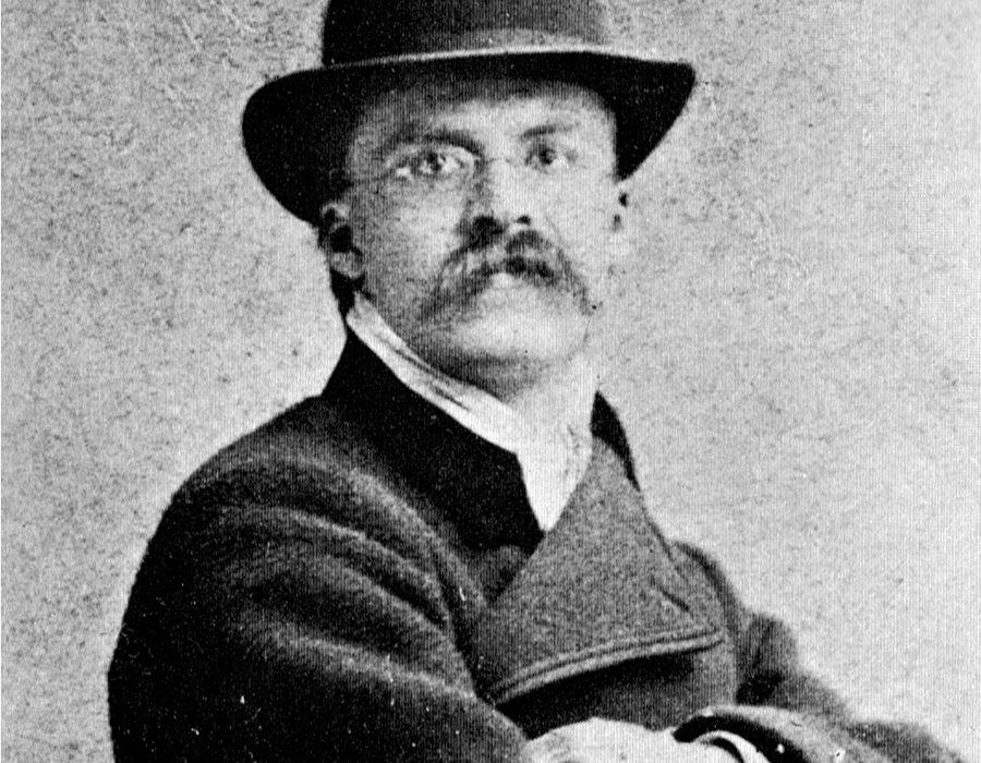 Nietzsche / Il Tempo