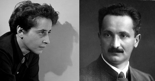 Heidegger / Arendt