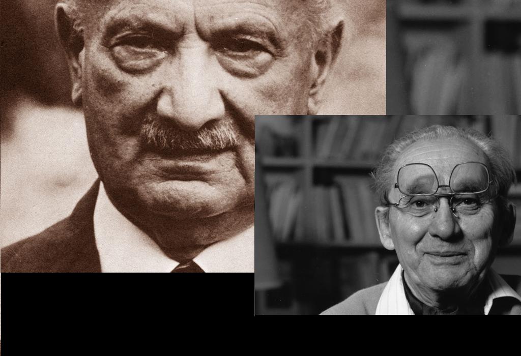 Heidegger / Ricoeur