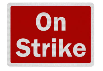 On Strike
