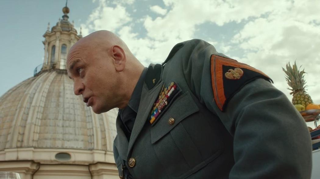 Mussolini / 2018