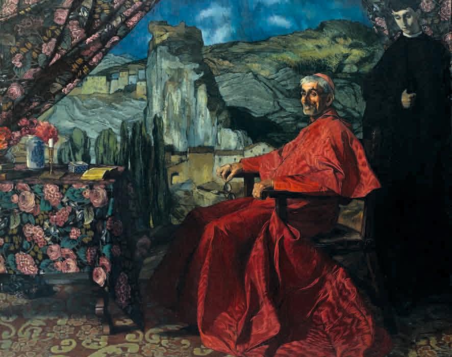 Arroyo e il Cardinale