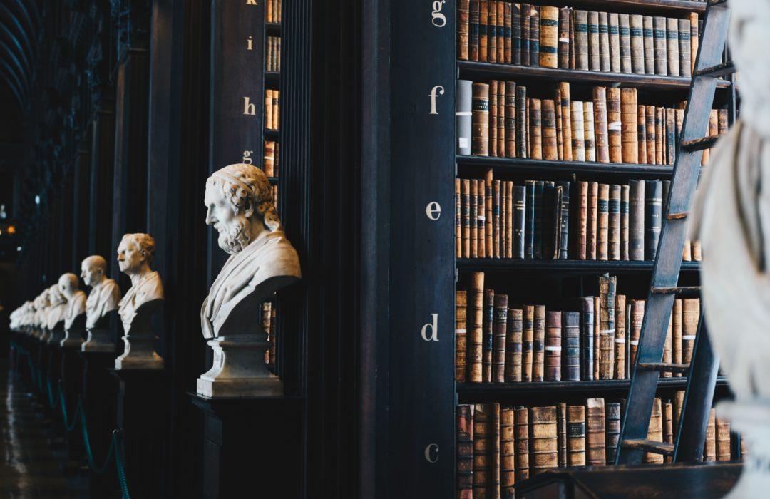 Libri al Monastero