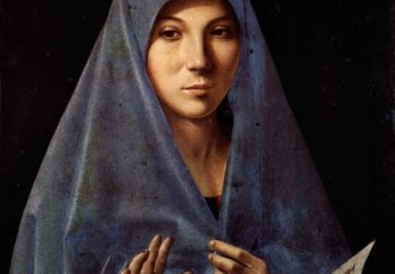Antonello, la distanza