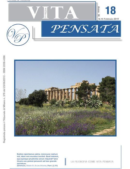 Palma e Piazzese su <em>Vita pensata</em> 18