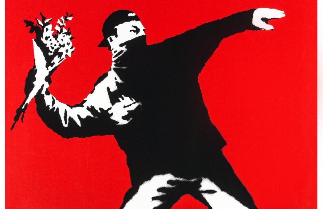 Banksy / Blob