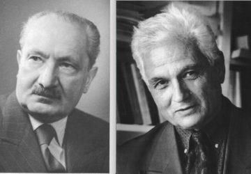 Derrida e Heidegger