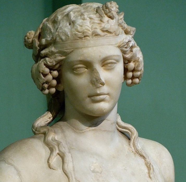 Dioniso, la luce